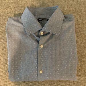 Saks Fifth Avenue Men's Button Up Shirt